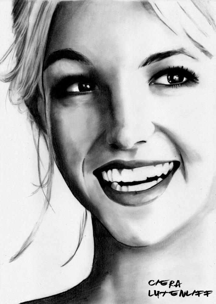 Britney Spears by Ciera
